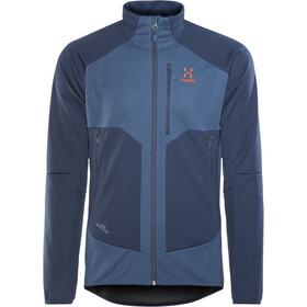 Haglöfs Multi WS Jacket Herre blue ink/tarn blue